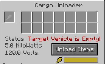 Cargo Unloader - Official Galacticraft Wiki