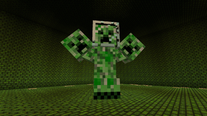 Evolved Creeper Boss - Official Galacticraft Wiki